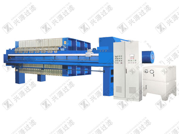 Chamber Filter Press (1500*1500 series)